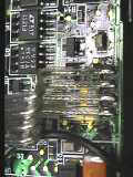 How to disassemble an Apple Newton Messagepad 120, image 4 of 15. Copyright (c) 2002 Frank Gruendel