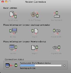 Newton Backup To Mac
